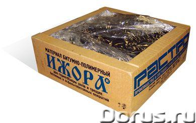 Ижора бп-г35 шовный герметик - Материалы для строительства - Битумно-полимерные герметики горячего п..., фото 1