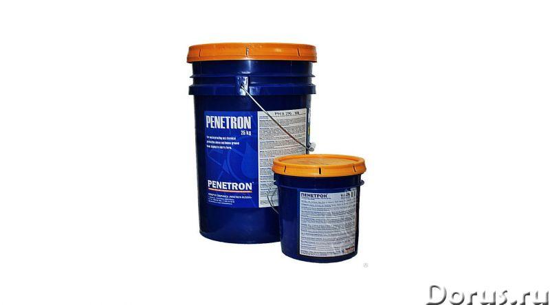 Пенетрон - Материалы для строительства - Сухая строительная смесь состоит из специального цемента, к..., фото 1